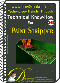Paint Stripper Technical Know-How Report