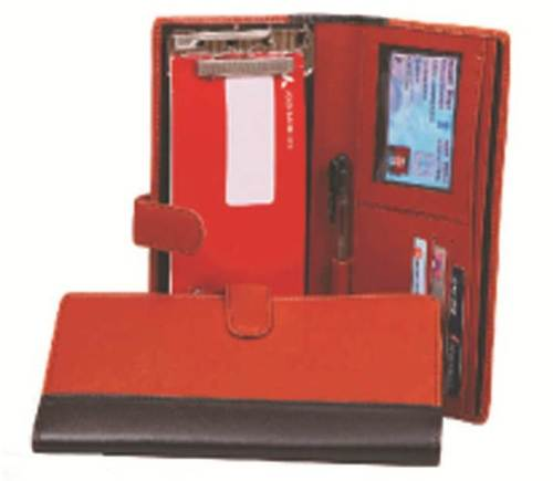 CHEQUE BOOK HOLDER CLOSURE