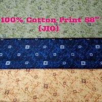 100% Cotton Print 58'' (JIO)