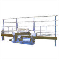 Glass Straight Line Edging Machine with 45