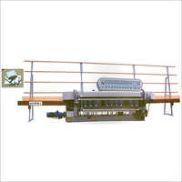 10 Motor Glass Straight Line Beveling Machine