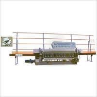 10 Motor Glass Straight Line Beveling Machine