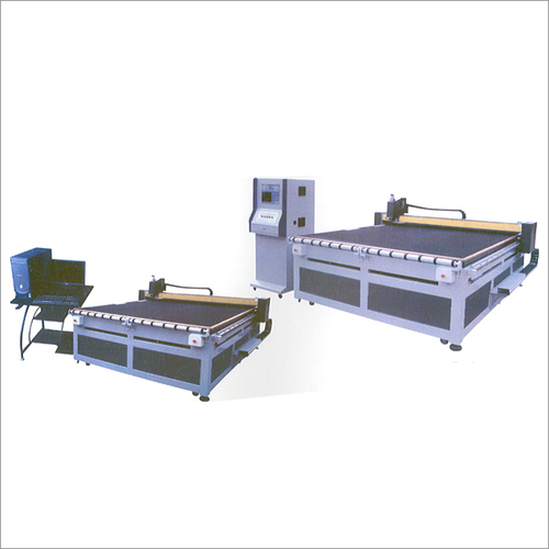 CNC Automatic Glass Cutting Table Machine