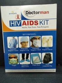 HIV Aids Safety Kit