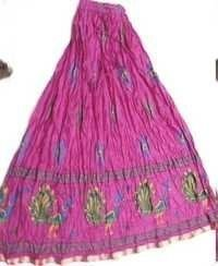 Ladies Printed Cotton Skirts