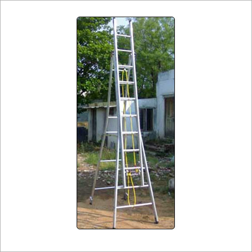 Self Support Extension Aluminum Ladder