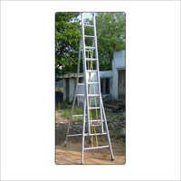 Self Support Extension Aluminum Ladder
