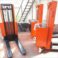Dc Power Electric Hydraulic Stacker