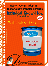 White Gloss Enamel Technical Know-How Report