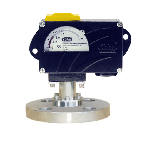 Flanged end Pressure Switches MD Series