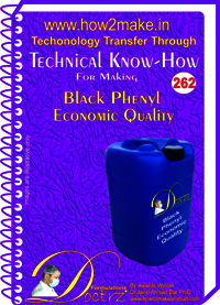 Black Phenyl Economic QualityTechnical Know-How Report