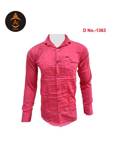 Men's Attractive Cotton Casual Shirt