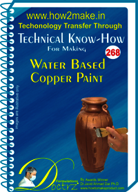 Water Based Copper Paint Technical Know-How Report