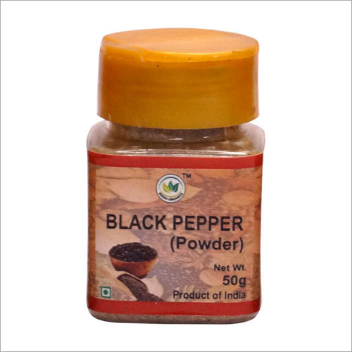 Organic Black Pepper Powder (50g)