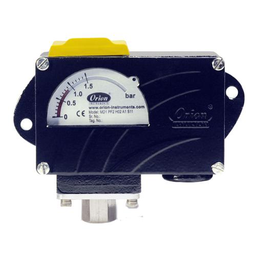 Highproof High Range Pressure Switch MD Series