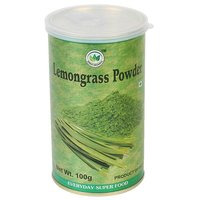 Organic Lemongrass Powder (100g)