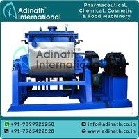 Grinding Wheel Preparation Mixer 150 Liters, 200 Liters, 300 Liters, 500 Liters & 1000 Liters