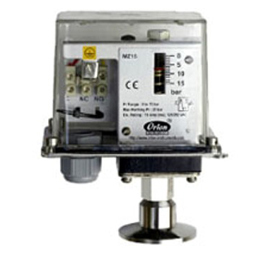TC end High Range Pressure Switches Mz Series