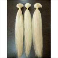 Remy Bulk Human  Hair Blonde Color