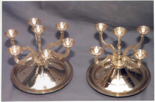 Brass Karpoora Kilai