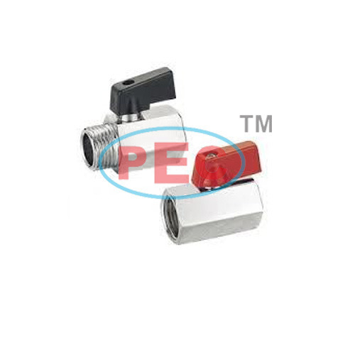 PEC Mini Ball Valves