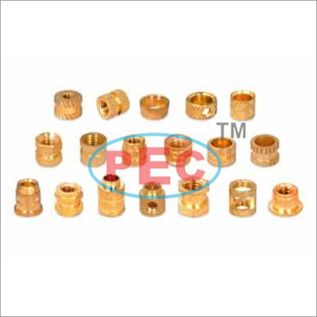Pipe Fitting Brass Inserts