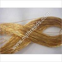 Real Gold Jari Thread