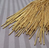 0.9mm Medium French Wire Gold Colour Gimp Bullion