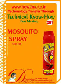 Mosquito Spray like Hit Technical know-how
