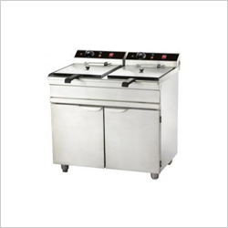 Deep Fat Fryer With Oven