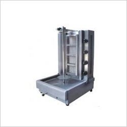 Shawrma Machine Cap- 2 to 4 Burner