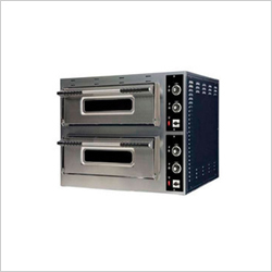 Double  Deck Oven - Cap4 to 6 Tray