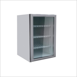 Mini Bar & Mini Fridger Type Of Door Glass & Hard