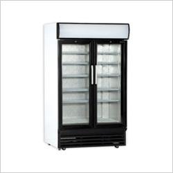 Showcase  Freezer Doors-Single to Three