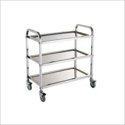Food Service Trolley SS