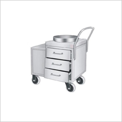Tea Snack Trolley SS