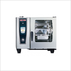 Combi Oven  - Cap 6 to 20 Tray
