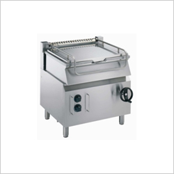 Tilting Bratt Pan Electric-Gas