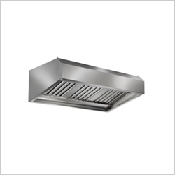Exhaust Hood With SS Filter