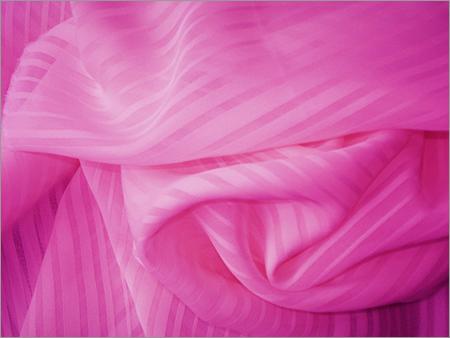 Striped Chiffon Fabrics