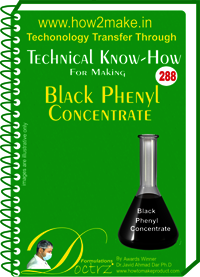 Black Phenyl Concentrate Technical Knowhow Report
