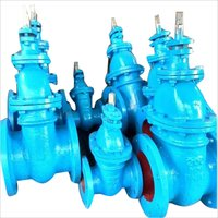 CI Gate Valves