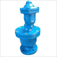 CI Tamper Proof Air Valve