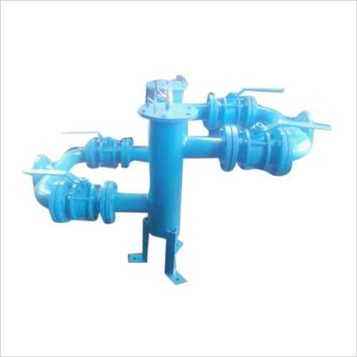 Industrial MS Duplex Basket Strainer