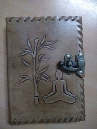 Personalized Leather Journal Diary For Gift