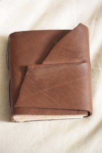 Refillable Leather Journal Notebook