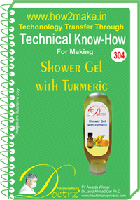Body Care Product Technical Know-How Report