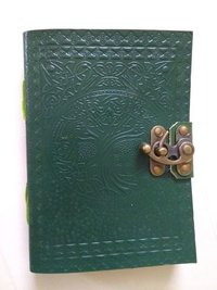 Leather Planner for Party