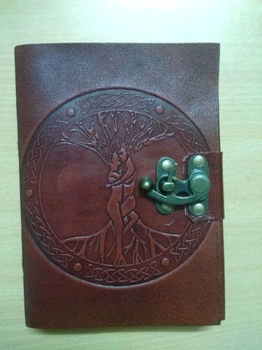 Leather Vintage Journal Notebook