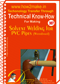Solvent welding for PVC Pipes (water based) technical knowHow report